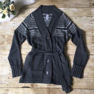 Patagonia Nordic Cardigan Sweater Size Medium